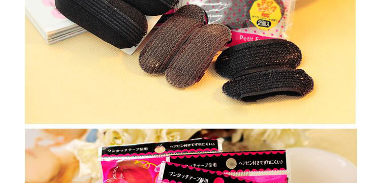 Hot Sale New Arrival Hair Puff Paste Heightening Princess Hairstyle Device Fluffy Styling Tools for Women Hair Accessories (3)