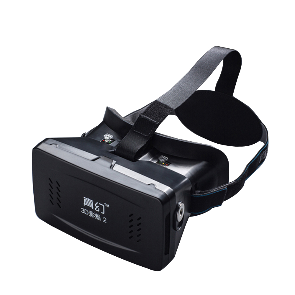 RITECH II Head Mount Plastic VR Virtual Reality Glasses With magnet Control Google Cardboard for 3D
