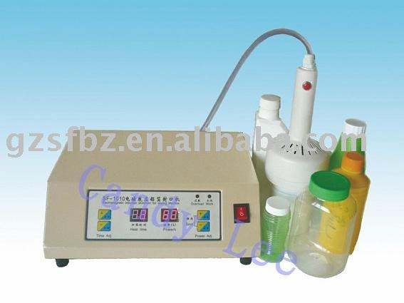 Handheld sealing machine for bottle(China (Mainland))
