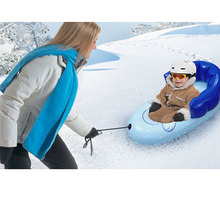 2015 Free shipping snow tube ,sleds ,Snow tube sofa Inflatable ski ring children's ski thicken skating ring OO3(China (Mainland))