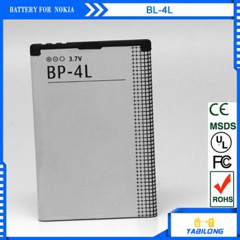 BP-4L Battery Full Capacity 1500mAh Cheap Mobile Phone Batteries Battery for NOKIA E61i E63 E90 E95 E71 6650F N97 N810 E72 E52