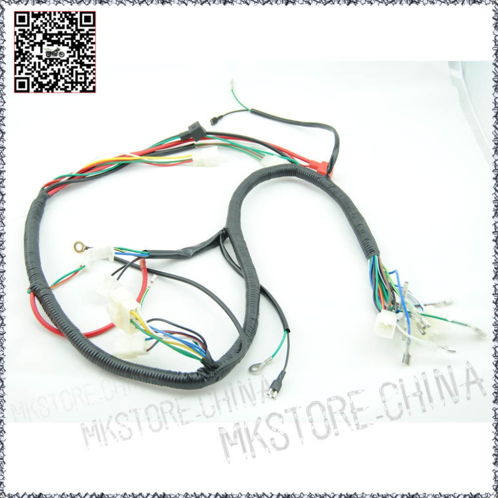 wiring diagram for chinese 110 atv wiring diagram and hernes roketa 110cc atv wiring diagram wire