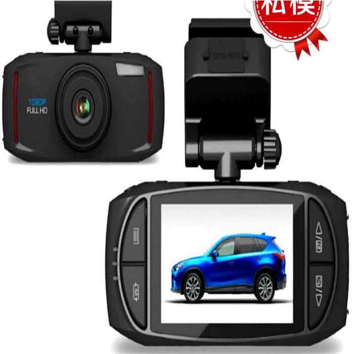 free shipping 1200mega F2.0 portable GPS Car camera recorder supplier(China (Mainland))