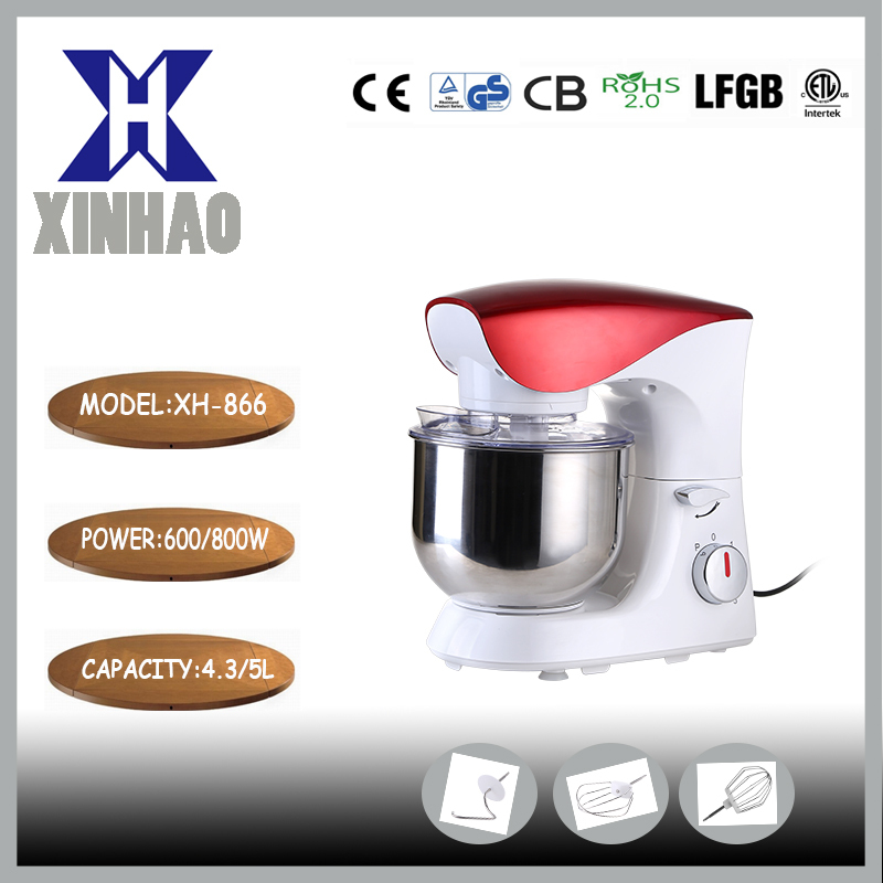 GS Stand Mixer with 4.3L stainless steel bowl(China (Mainland))