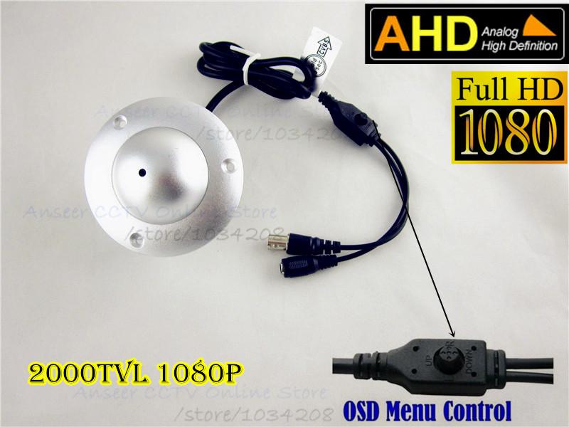 Hot Sale Flying Sauce Hidden Ahd Camera 1080P 2Mp 2.0Megapixel AHD Elevator Dome Pinhole Camera UFO Dome Camera CCTV Camera AHD