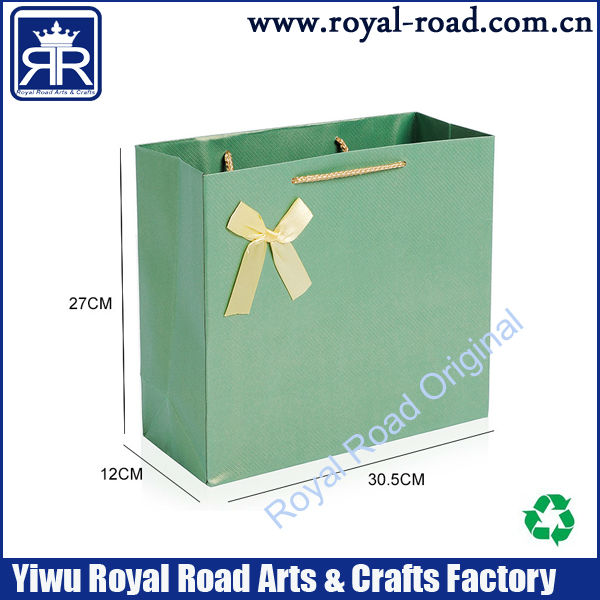 promotions items paper shopping bag,lovely paper handbag,customize shopping gift with handbag(China (Mainland))