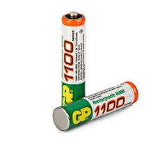 Brand New 2015 4pcs/Lot High Energy GP 1.2V NiMh AAA 1100 mAh Battery Rechargeable AAA Pile Batteries 3A Battria free shipping