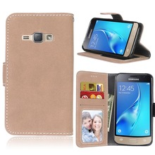 Buy Luxury Leather Case Samsung j120 j120F Wallet Flip Cover Samsung Galaxy j1 2016 J120F sm-j120f case Phone Coque fundas for $3.99 in AliExpress store