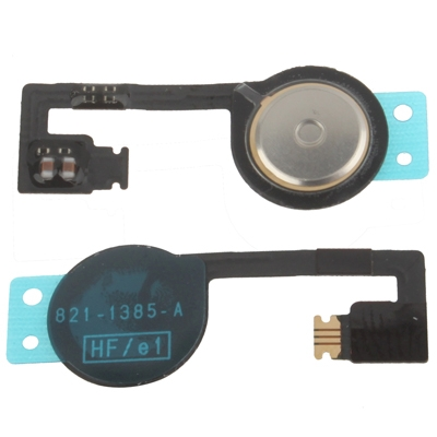High Quality Home Key Button PCB Membrane Flex Cable for iPhone 4S(China (Mainland))