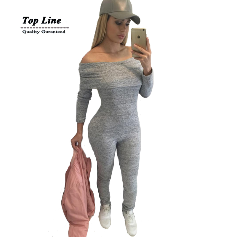 Grey Jumpsuit Womens Photo Album - Reikian