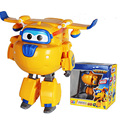 Big Size Super Wings Transformation Airplane Robot Action Figures Helicopter Aircraft Deformation Toys Children gift Brinquedos