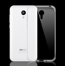Hot New Ultra Thin Clear Crystal Phone Shell Top Sale Soft Silicon TPU Cover Case for Meizu M3S Mini M3 M3S M3 Note M2 Case Capa