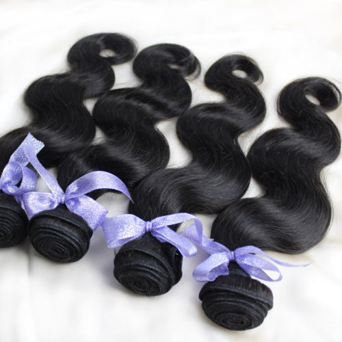 100%Unprocessed Bodywave Brazilian Virgin Human Hair Weave 3Pcs/Lot Natural Color Free Shipping Brazilian Hair