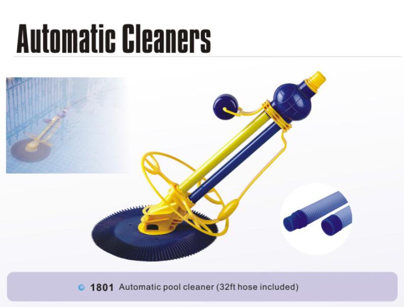 Inground Automatic Swimming Pool Cleaner Accessories VACUUM Cleaner Swimming Pool Cleaning Equipment(China (Mainland))
