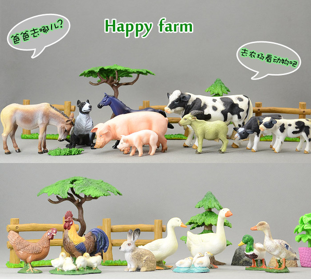 Pig china promotion shop for promotional pig china on for Model chicken set