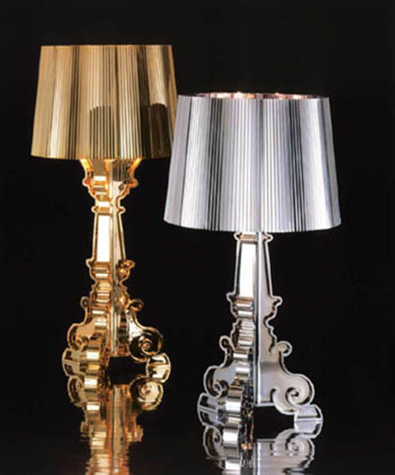 """Modern """"Ghost Shadows"""" Bedroom Bedside Table Lamps With Shade,LED Table Lamp E27,110V/220V,Reading Desk Lights For Home And Room(China (Mainland))"""