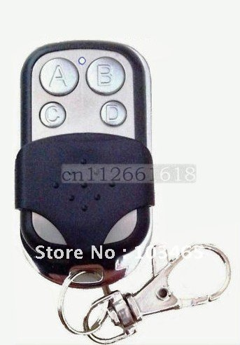 Free shipping!!! 4-Channel clonning gate remote control duplicator 433.92MHz