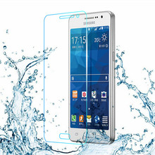 original Glass! Tempered Glass case For Samsung galaxy grand prime G530 Ultra-thin 0.33 mm Mobile Phone Accessories case cover