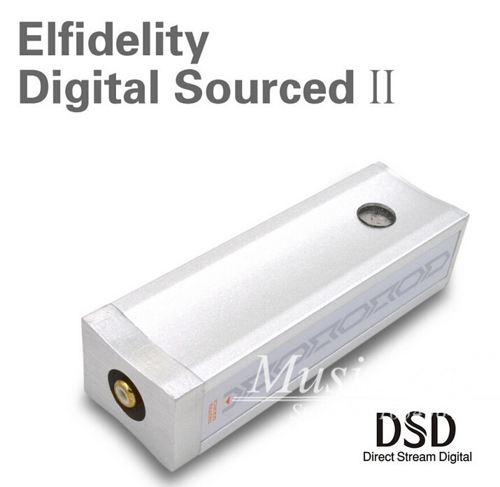 Music Hall Elfidelity Digital Sourced II turntable Interface USB 3.0 XMOS to I2S/DSD/Spdif Free shipping(China (Mainland))