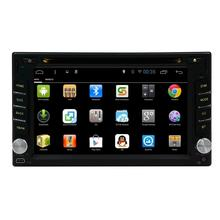 Buy 7 inch 2 DIN Universal Android 4.4 Car Stereo Radio Multi-touch Screen GPS Navigation WIFI Bluetooth Car DVD Player Auto Radio for $259.97 in AliExpress store