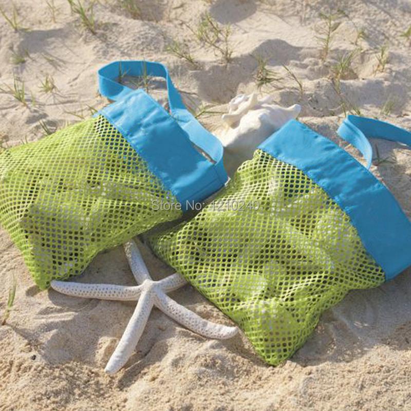 New Sandaway Beach Treasures Bag Children Treasures Beach Tool Collection Bags(China (Mainland))
