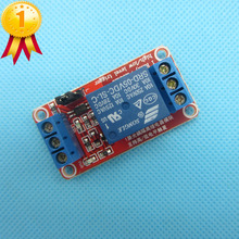 Buy 10pcs/lot One 1 Channel 5V Relay Module Board Shield Optocoupler Support High Low Level Trigger Arduino for $9.48 in AliExpress store