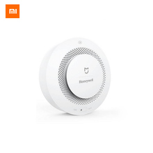 Buy Xiaomi Mijia Honeywell Fire Alarm Detector Audible Visual Alarm Work Gateway Remote Notication Mihome APP Control for $39.30 in AliExpress store