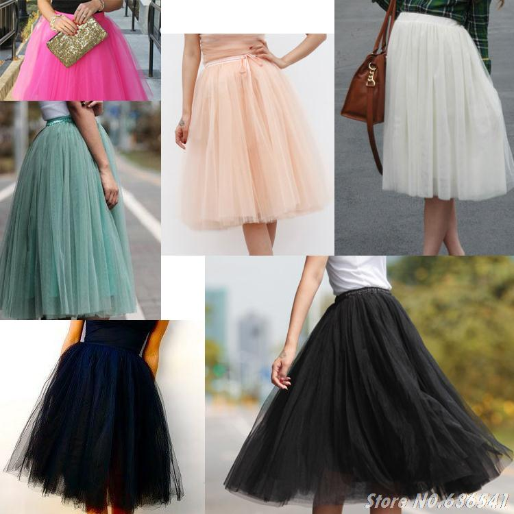 Long Tutus For Adults Long Puff Adult Tutu Skirt