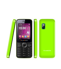 """H-mobile L5 2.4"""" Screen Russian Keyboard Cell phone for Elder People with Dual SIM Cards Camera Bluetooth MP3 MP4 TV FM Radio"""