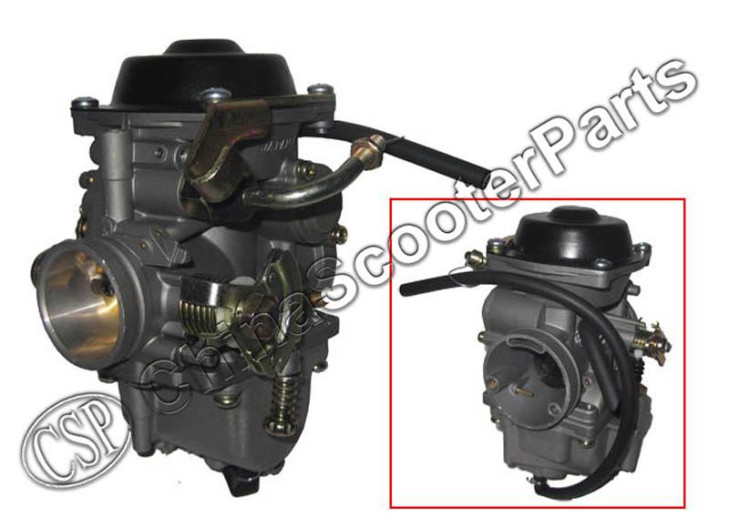 300 400 300CC 400CC Carb Carburetor Loncin ODES ATV UTV Go Kart Parts(China (Mainland))