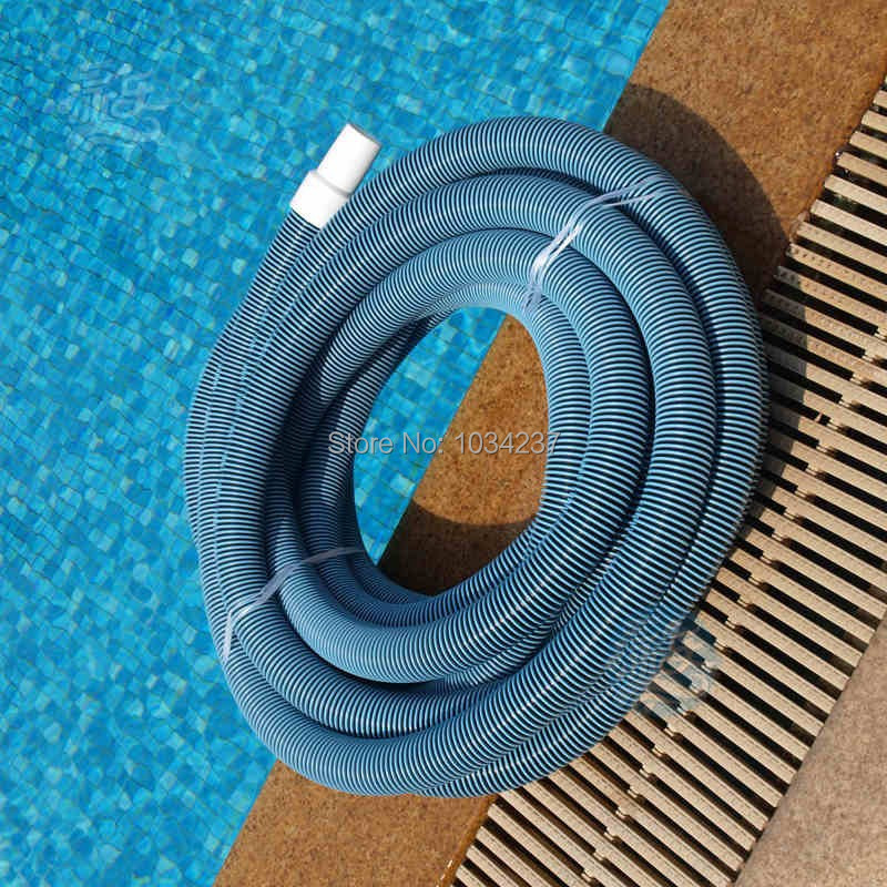 durable pool vacuum hose 1-1/2' pool EVA Hose, 13M Length(China (Mainland))