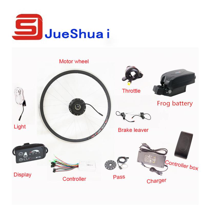 2015 36v 250w electric motor brushless bike kit excellent for Diy electric motor repair
