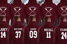 Beacon Hills Lacrosse Logo Wolf hoodie TeenWolf Stiles Stilinski Teen Hoody Men's Boy Adult Clothing Sweatshirt Plus Size(China (Mainland))