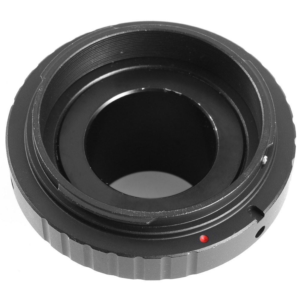 T2 Ring for Canon EOS Camera Lens Adapter + 1.25inch Telescope Mount Adapter