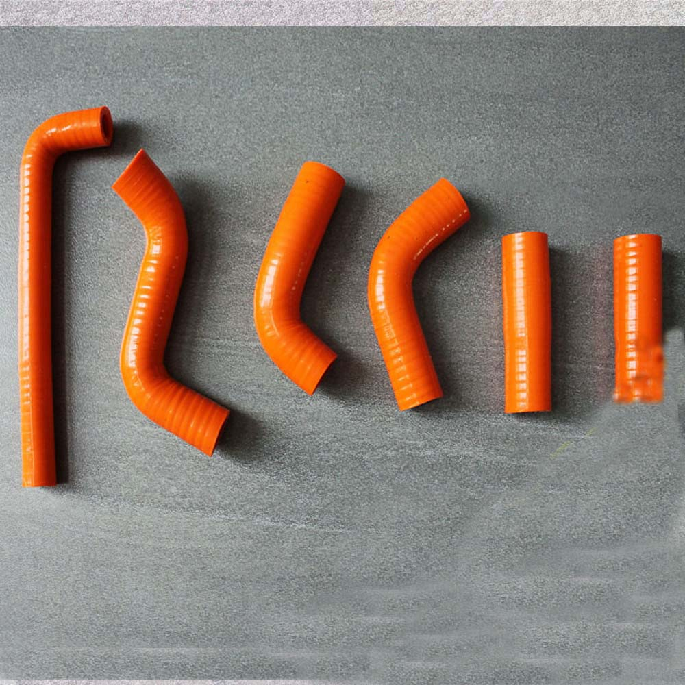Здесь можно купить  silicone RADIATOR hose KTM 400/450/525 EXC 2002 2003  Автомобили и Мотоциклы