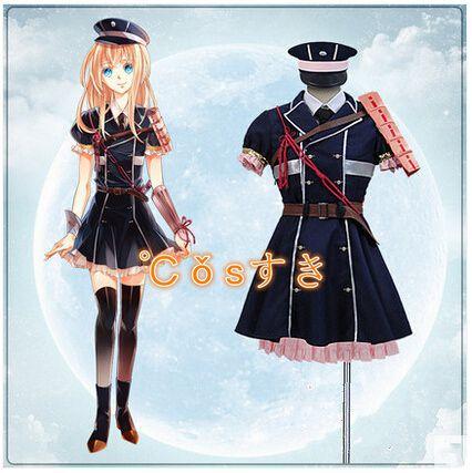 Free shipping! Newest! Touken Ranbu Online Midaretoushirou Uniform Cosplay Costume ,Perfect custom for you!Одежда и ак�е��уары<br><br><br>Aliexpress