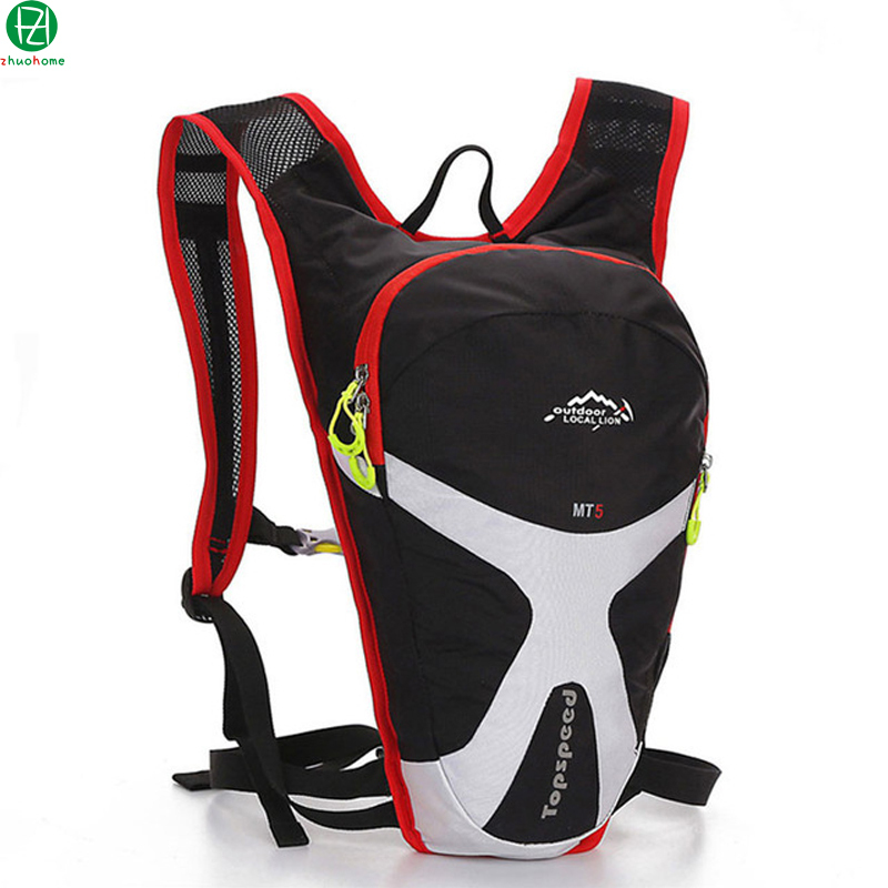 Bicycle Mini Backpack 12L Outdoor Cycling Climbing Travel Marathon to Hold Water Mini Bicycle Running Bag Cycling Backpack(China (Mainland))