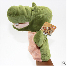 Hot sale!New Funny Baby talking Toys hand puppet for sale,High quality plush Lovely Kids doll children Toy on hand,Animal puppet(China (Mainland))