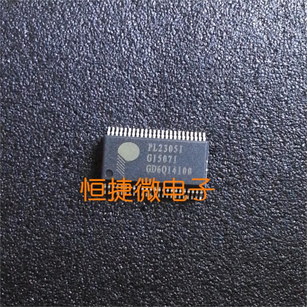 Здесь можно купить  Free shippin 20pcs/lot PL2305I PL2305 SSOP-48 new original  Электронные компоненты и материалы