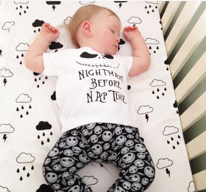 2016 New Fashion Infant clothing Summer Style Baby Boy Clothes Cotton Letters Printed Baby Outfit Unisex T-shirt+Pants 2pcs(China (Mainland))