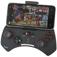 Android IOS Smartphone Multi-Media Handheld Wireless Bluetooth Gamepad Holder Joystick Game Controller