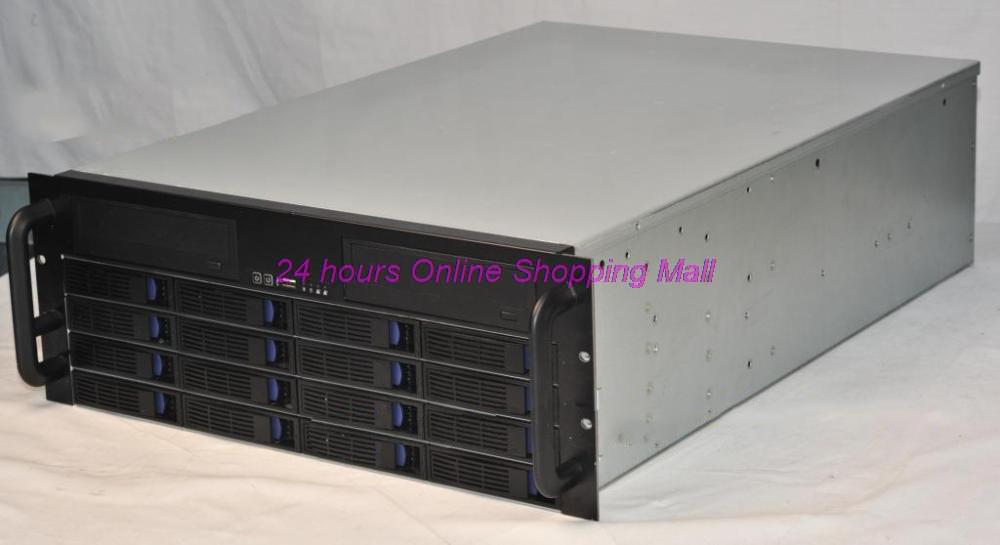 Hot pluggabel rack computer case r4316 4u computer case 16 plate hot pluggabel computer case(China (Mainland))