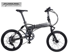 "FXSAGA 20"" inch  Aluminum 18 speeds full suspension M355 Hydraulic disc brakes folding bike bicyle fold bicycle(China (Mainland))"