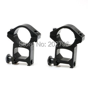 Gun Optical Sight Accessories Gun aiming stents Holder Clip Clamp Ring Rifle Scope Mount Bottom width stents Scope Mounts(China (Mainland))