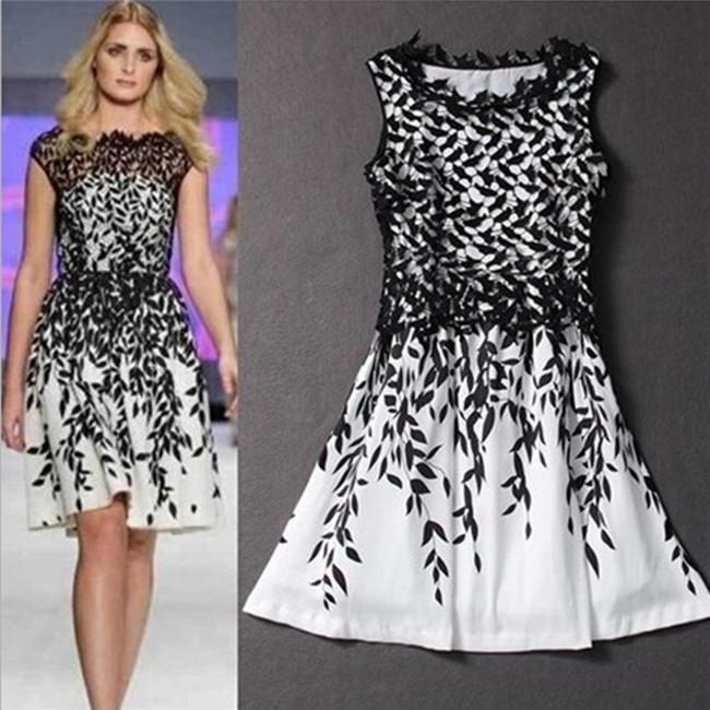 Женское платье 2015 , vestido  6307