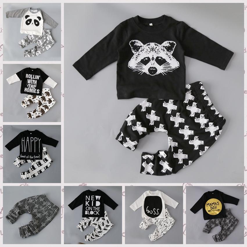 newborn little Kids boys clothes set Baby boy clothes fashion toddler baby clothing,toddler bebe set Age 0-2 year C6275(China (Mainland))