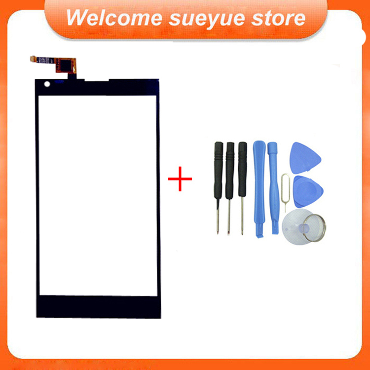 Original Doogee DAGGER DG550 Touch Screen Touch Pannel TP For DOOGEE DG550 Smartphone Free Shipping + Tools + Track Number(China (Mainland))