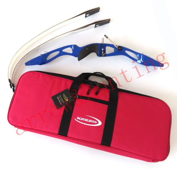 archery recurve bow case archer bow and arrow bag in red to set bow fashion archery bow equipment to carry arrow puller armguard<br><br>Aliexpress