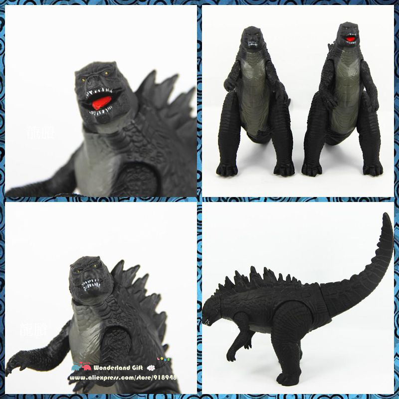 Free-shipping-2014-NECA-action-figures-2pcs-lot-Godzilla-Movie    Neca Godzilla 2014 Action Figures