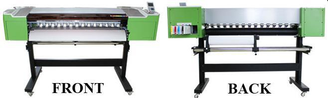 Bottle label,label,book mark vinyl printer ,60,90, 120cm size 1440dpi resolution printing and cutting two in one machine(China (Mainland))